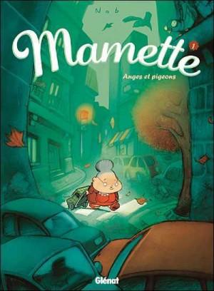 Mamette - Ange et pigeons