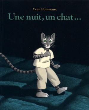 Une nuit, un chat
