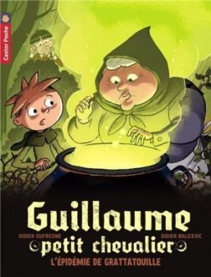 Guillaume le petit chevalier - L'épidémie de grattatouille