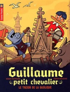 Guillaume le petit chevalier - Le trésor de la basilique