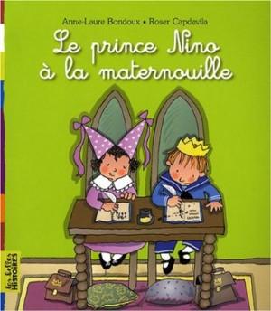 La prince Nino à la maternouille