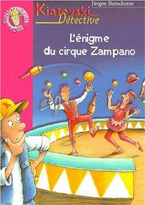 L'énigme du cirque Zampano