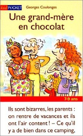 Une grand-mère en chocolat