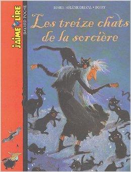 Roman les treize chats de la sorci re rallye lecture for Le chiffre treize