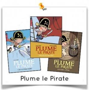 Plume le pirate