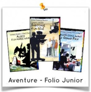 aventure - Folio Junior