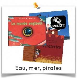 eau mer pirate