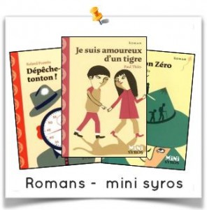 romans - mini syros
