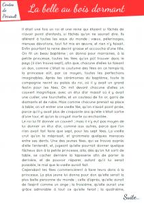[Roman - pdf] La belle au bois dormant