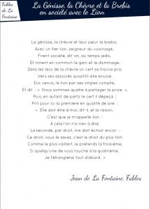 [Fables - pdf] La Génisse, sa Chèvre et la Brebis