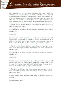 [Roman - pdf] La rengaine du père Kangourou