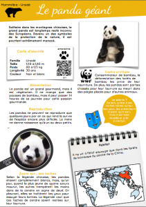[Documentaire pdf] Le panda