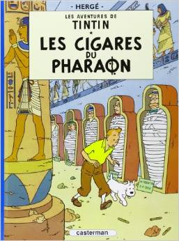 Bd tintin les cigares du pharaon rallye lecture en ligne - Image de tintin et milou ...