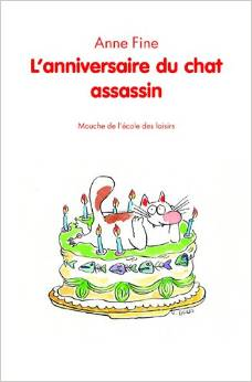 l'anniversaire du chat assassin