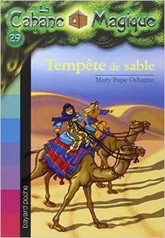 La Cabane Magique, Tome 29  Tempête de sable