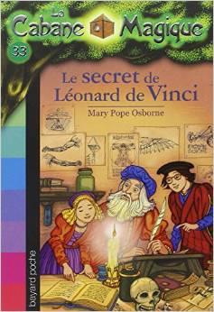 La Cabane Magique, Tome 33 Le secret de Léonard de Vinci