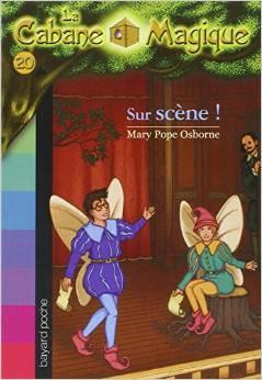 La cabane magique, tome 20  Sur scène !