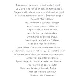 [Album] Lièvre et la tortue (Le) – Rallye lecture en ligne