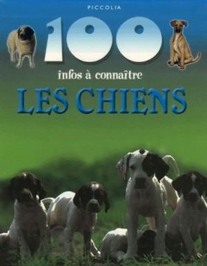 100 infos à connaître- Les chiens