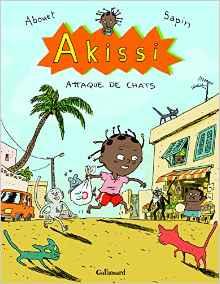 Akissi - Attaque de chats