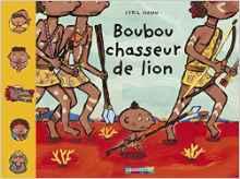 Boubou chasseur de lion