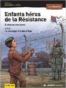Enfants, héros de la résistance