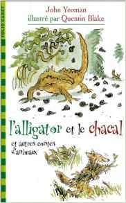 L'alligator et le chacal