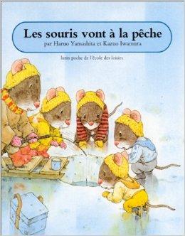 Les souris vont à la pêche