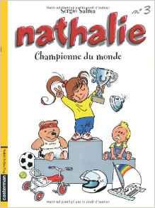 Nathalie championne du monde