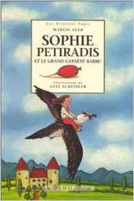 Sophie Petiradis et le grand gypaète barbu