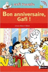 [Roman – Album] Bon anniversaire Gafi !