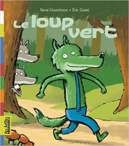 [Album] Loup vert (Le)