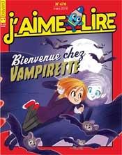 Bienvenue chez Vampirette