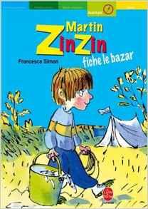 MARTIN ZINZIN FICHE LE BAZAR