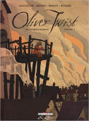 Oliver Twist, Tome 1