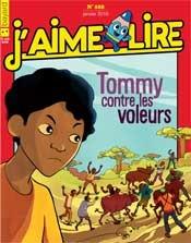Tommy contre les voleurs
