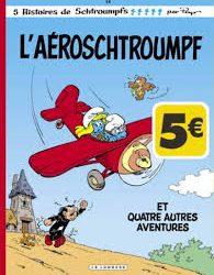 laeroschtroumpf-et-quatre-autres-aventures