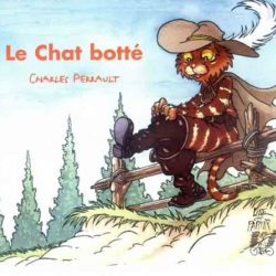 Le chat botté yann couvin