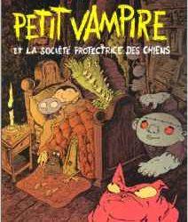 Petit Vampire et la société protectrice des chiens