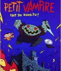 Petit Vampire fait du kung-fu