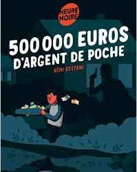 500 00 euros d'argent de poche
