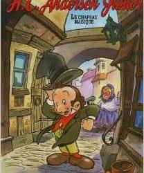 h-c-andersen-junioir-le-chapeau-magique