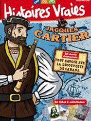 Histoires Vraies (je lis des) - Jacques Cartier