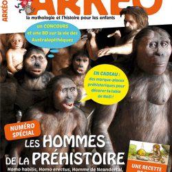 Les hommes de la préhistoire arkéo