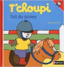 T'choupi fait du poney