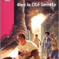 les cinq dans la cité secrète