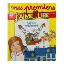 Adèle et le robonoël