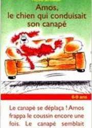 Amos, le chien qui conduisait son canapé