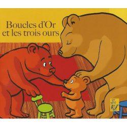 Boucle d'or et les trois ours sophie audigier