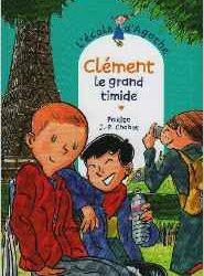 Clément le grand timide